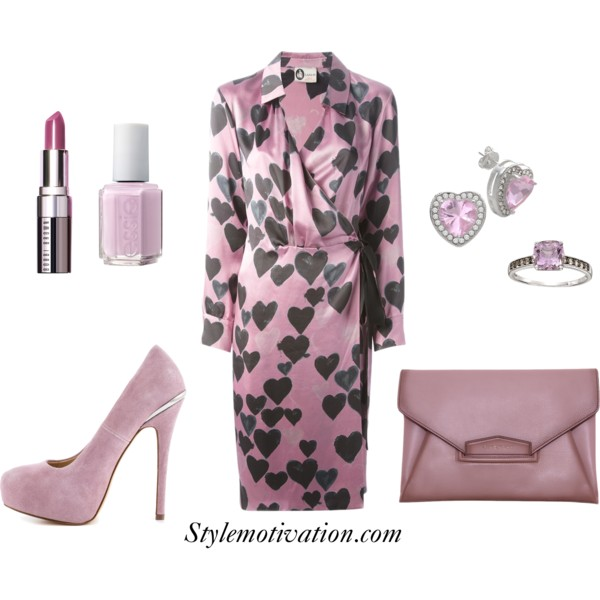 17 Amazing Valentine's Day Outfit Combinations (17)