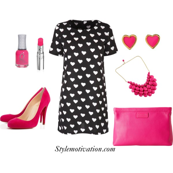 17 Amazing Valentine's Day Outfit Combinations (3)