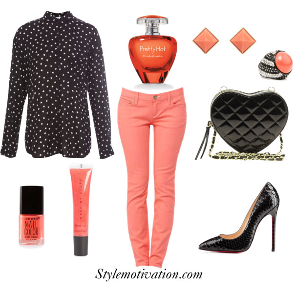 17 Amazing Valentine's Day Outfit Combinations (7)
