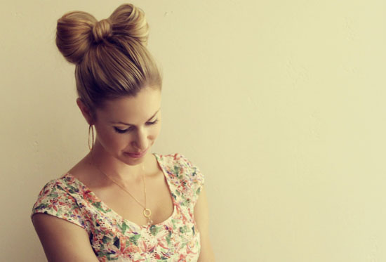 17 Romantic Hairstyle Ideas and Tutorials  (1)