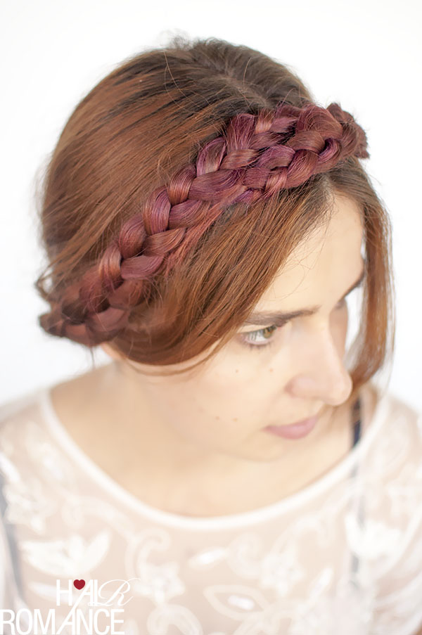 17 Romantic Hairstyle Ideas and Tutorials  (10)