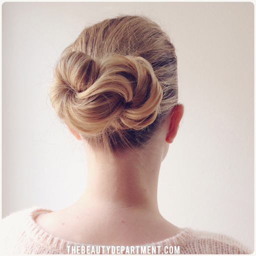 17 Romantic Hairstyle Ideas and Tutorials  (4)