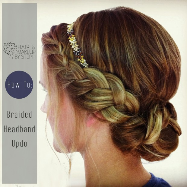 17 Romantic Hairstyle Ideas and Tutorials  (5)