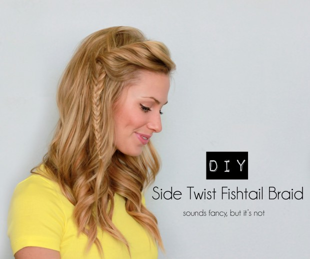 17 Romantic Hairstyle Ideas and Tutorials  (7)