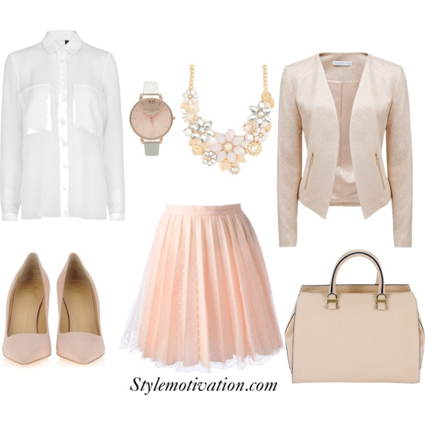 17 Stylish Outfit Combinations for Spring (1)