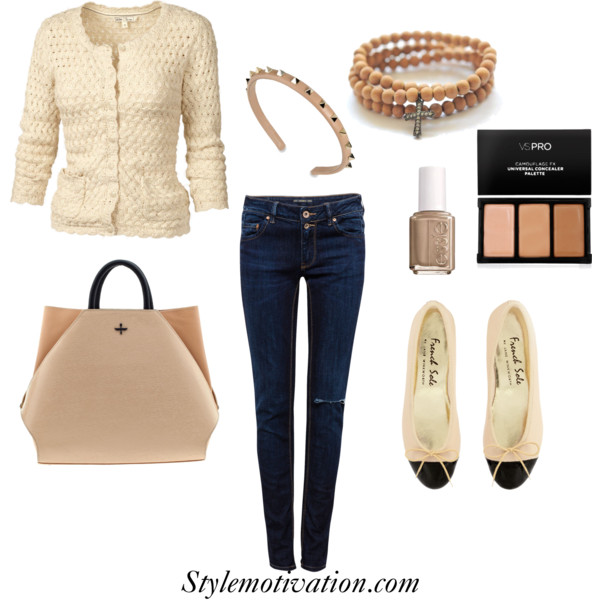 17 Stylish Outfit Combinations for Spring (12)