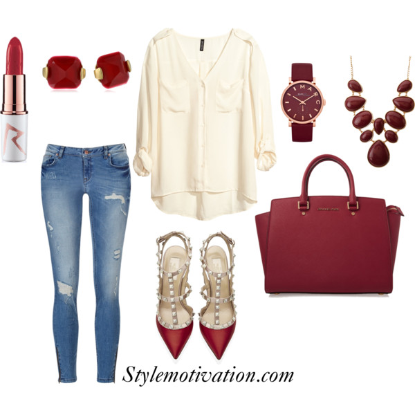 17 Stylish Outfit Combinations for Spring (13)