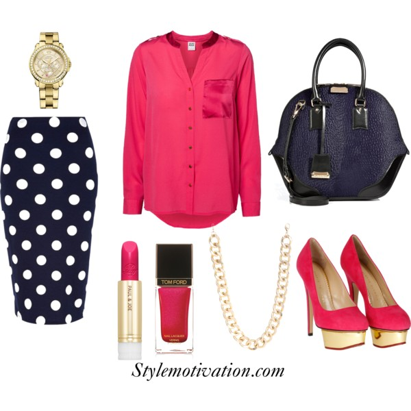 17 Stylish Outfit Combinations for Spring (14)