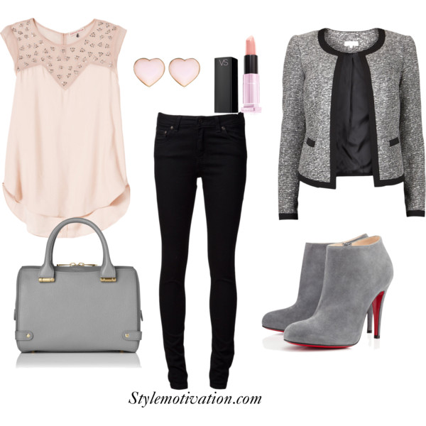 17 Stylish Outfit Combinations for Spring (3)