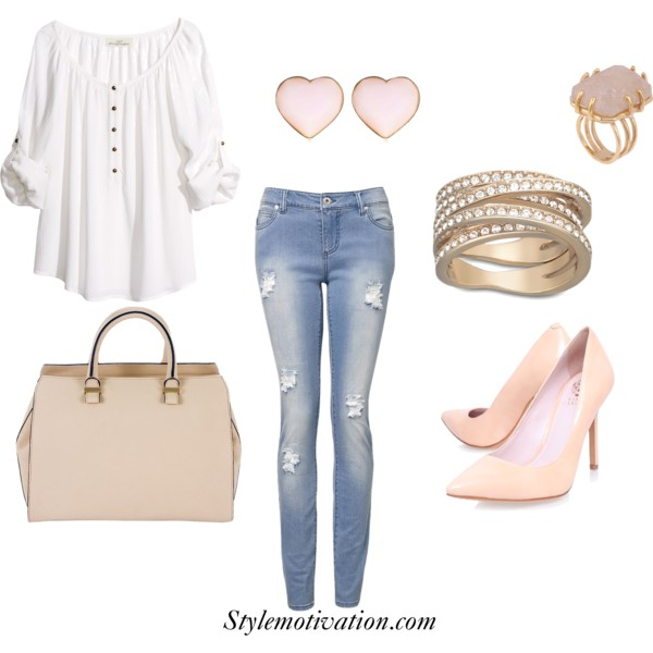 17 Stylish Outfit Combinations for Spring (5)