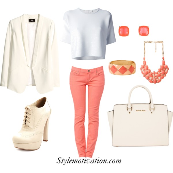 17 Stylish Outfit Combinations for Spring (9)
