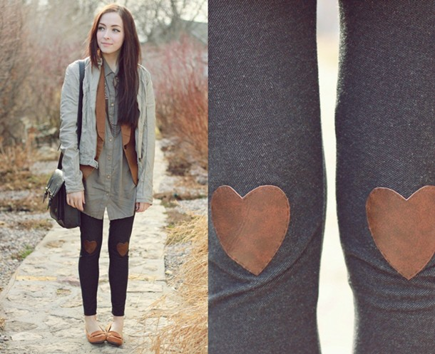 18 Adorable DIY Clothes and Accessories Projects for Valentine's Day (15)