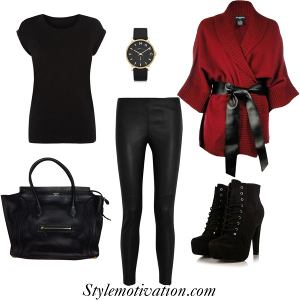 18 Casual Stylish Outfit Combinations (1)