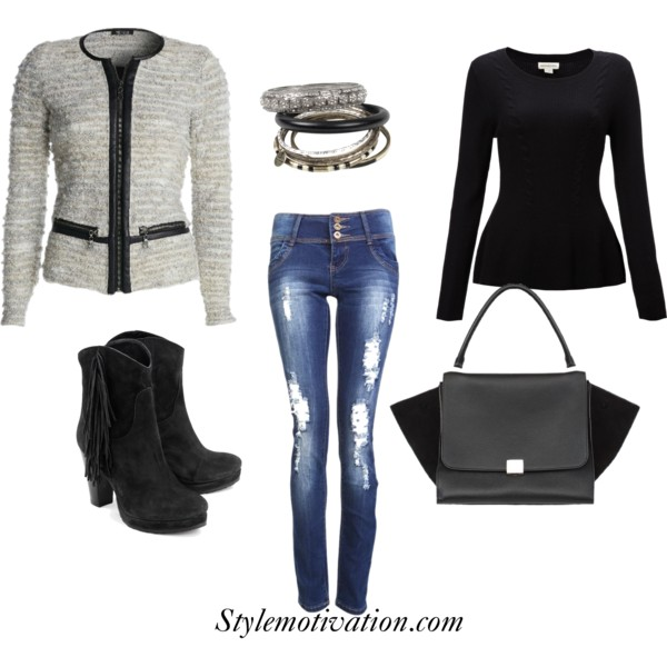 18 Casual Stylish Outfit Combinations (10)