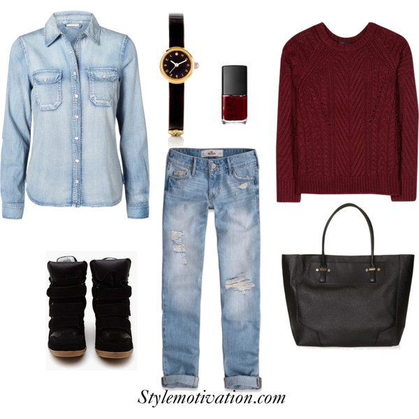 18 Casual Stylish Outfit Combinations (18)
