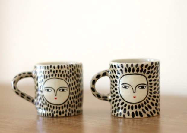 18 Creative Handmade Coffee Cups (2)