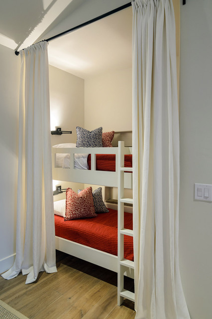 18 Creative and Clever Alcove Bed Design Ideas (11)