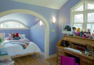 18 Creative and Clever Alcove Bed Design Ideas - kids room, design ideas, bedrooms, alcove beds