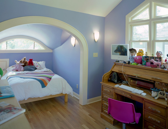 7 Inspiring Kid Room Color Options For Your Little Ones: 18 Creative And Clever Alcove Bed Design Ideas
