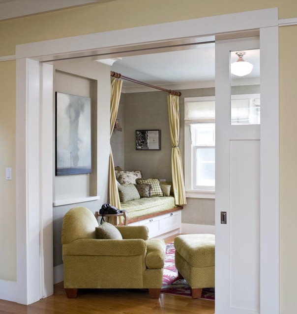 18 Creative and Clever Alcove Bed Design Ideas (16)