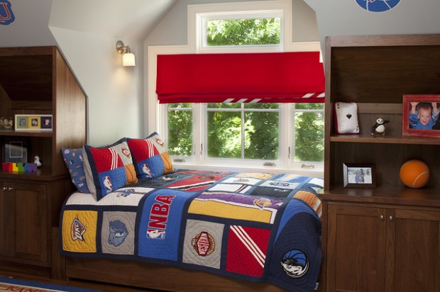 18 Creative and Clever Alcove Bed Design Ideas (6)