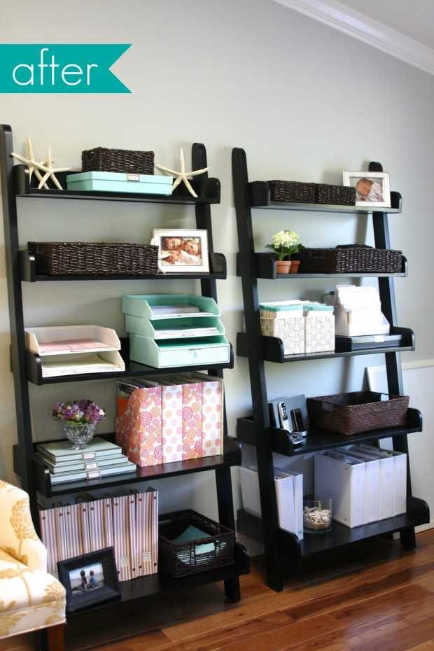 18 Great Diy Office Organization And Storage Ideas