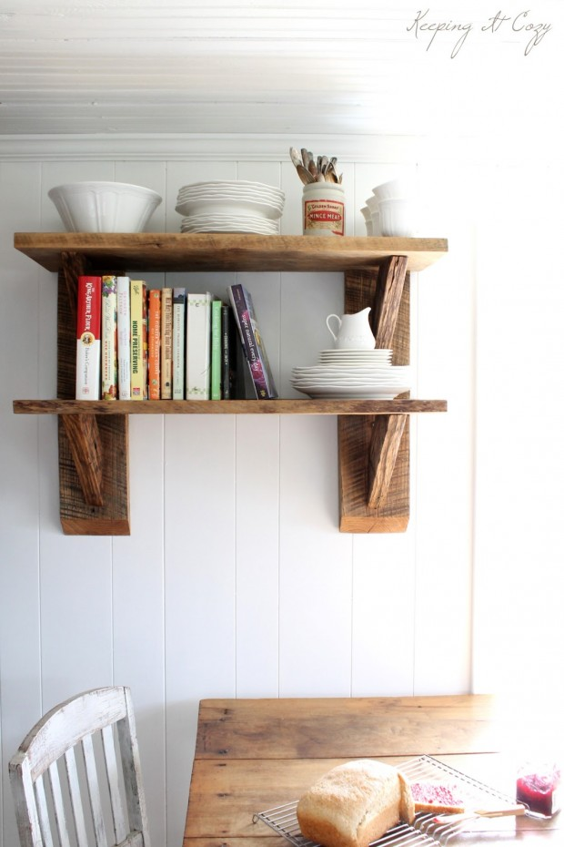 18 Interesting and Useful DIY Shelves for Your Home (14)