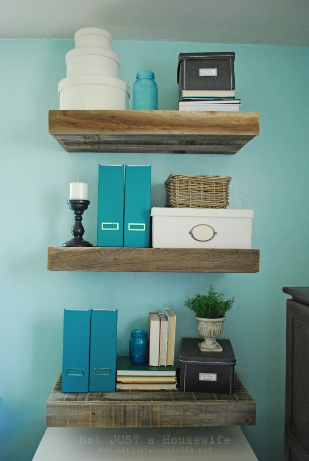 18 Interesting and Useful DIY Shelves for Your Home (2)