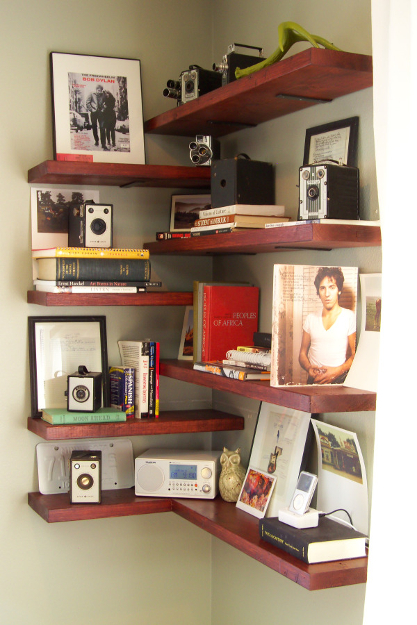 18 Interesting and Useful DIY Shelves for Your Home (3)
