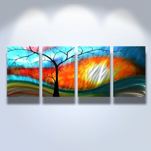 Large Tree Wall Art