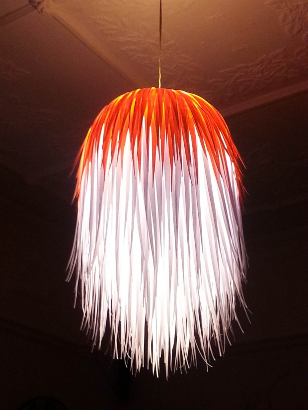 18 Outstandingly Creative Handmade Paper Lampshades (16)