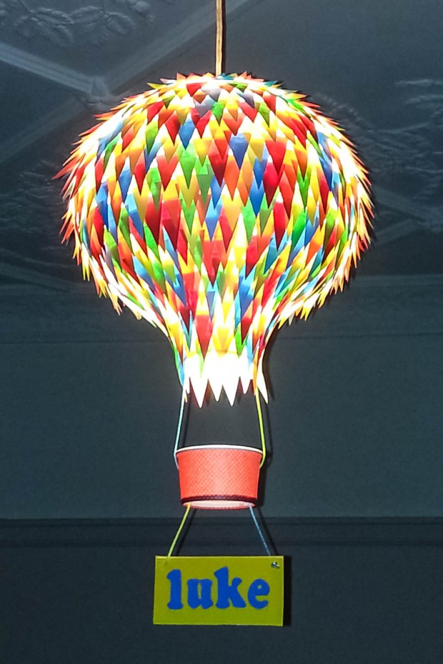 18 Outstandingly Creative Handmade Paper Lampshades (2)