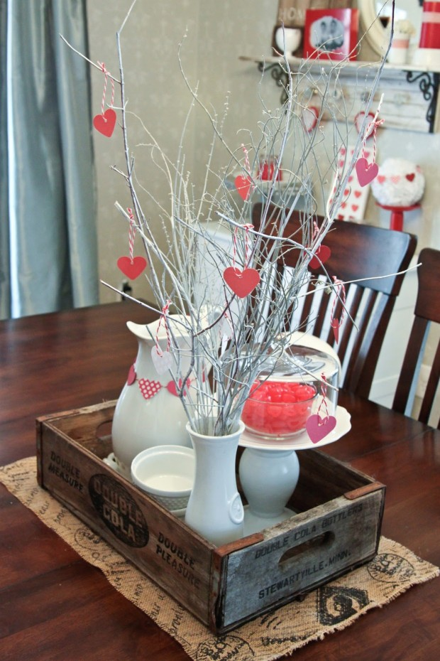 18 romantic diy home decor project for valentine's day - style