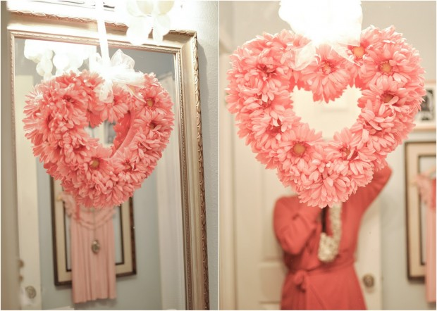 18 Romantic DIY Home Decor Project for Valentine's Day