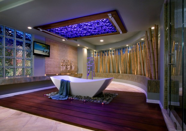 18 Spectacular Home Spa Designs for Perfect Relaxation  (15)