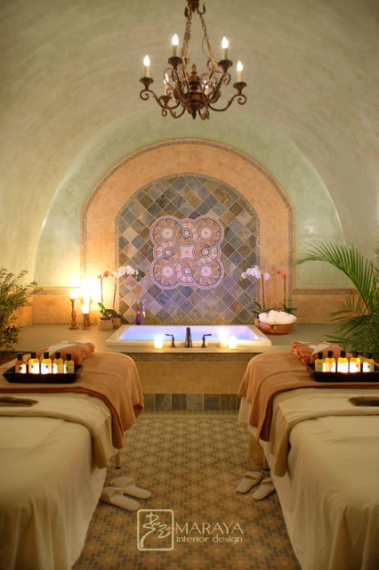 18 Spectacular Home Spa Designs for Perfect Relaxation  (4)