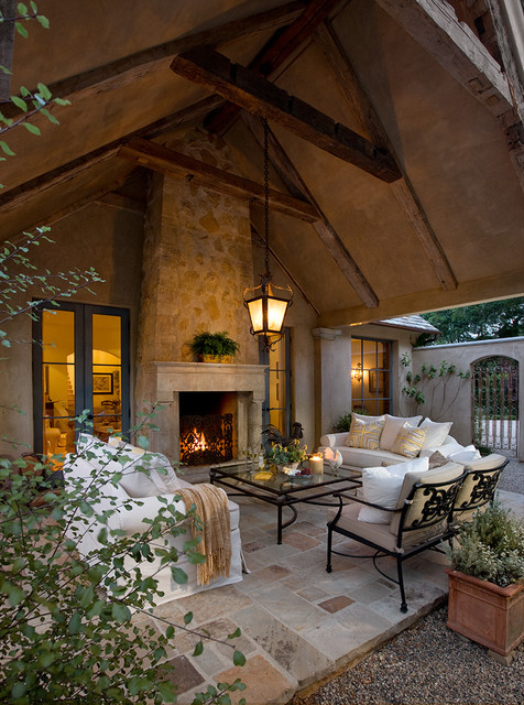 17 Brilliant Outdoor Living Room Design Ideas - Style ...