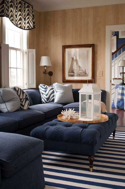 19 Fantastic Nautical Interior Design Ideas For Your Home - Style