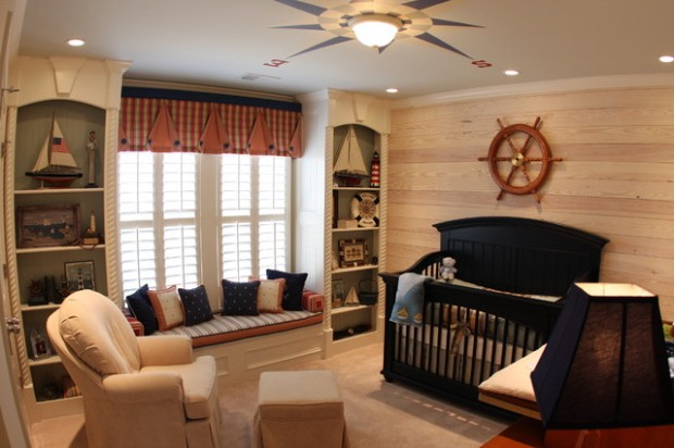 Nautical Interior Design Ideas