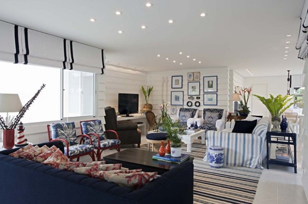 19 fantastic nautical interior design ideas for your home - Nautical Design Ideas