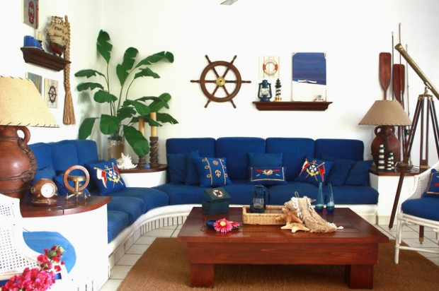 19 Fantastic Nautical Interior Design Ideas for Your Home ... on blue home designs, americana home designs, 2015 home designs, coastal home designs, unusual home designs, winter home designs, nigerian home designs, stylish eve home designs, black home designs, retro home designs, geometric home designs, salmagundi designs, construction home designs, jungle home designs, affordable home designs, antique home designs, top home bar designs, disney home designs, ocean home designs, love home designs,