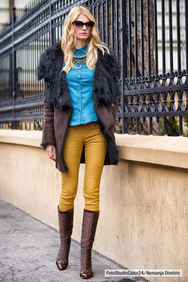 20 Amazing Outfit Ideas by Designer and Fashion Blogger Jovana Jokic (17)