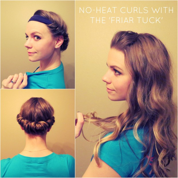 20 Cute and Easy Hairstyle Ideas and Tutorials (10)