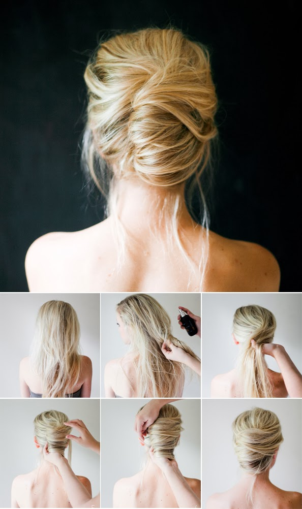 Innovative 18 Pretty And Easy Hairstyles