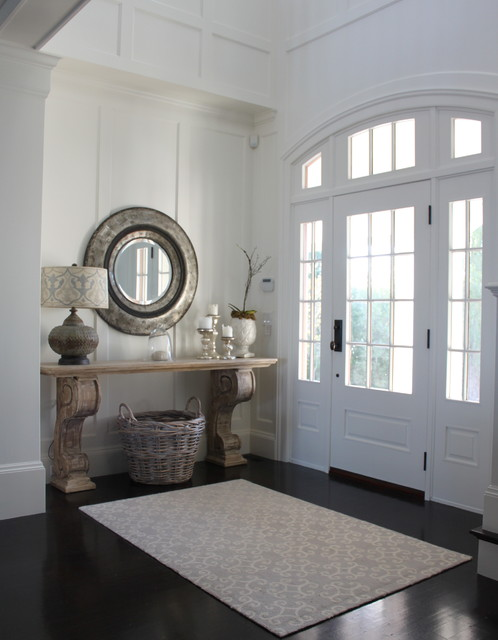 Foyer Door Decorating : Gorgeous entry table design ideas style motivation