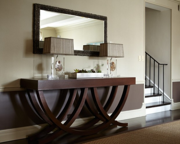 20 Gorgeous Entry Table Design Ideas - Style Motivation