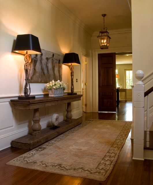 Home Hallway Design Ideas: 20 Gorgeous Entry Table Design Ideas