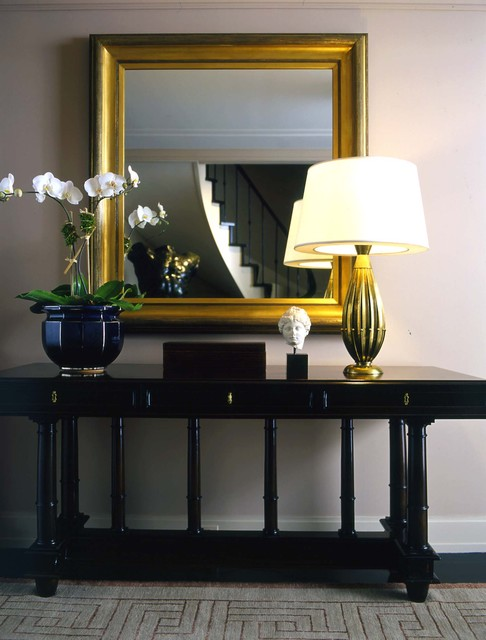20 gorgeous entry table design ideas - Entry Table