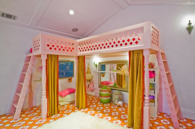 20 Great Loft Bed Design Ideas For Small Kids Bedrooms Style Motivation