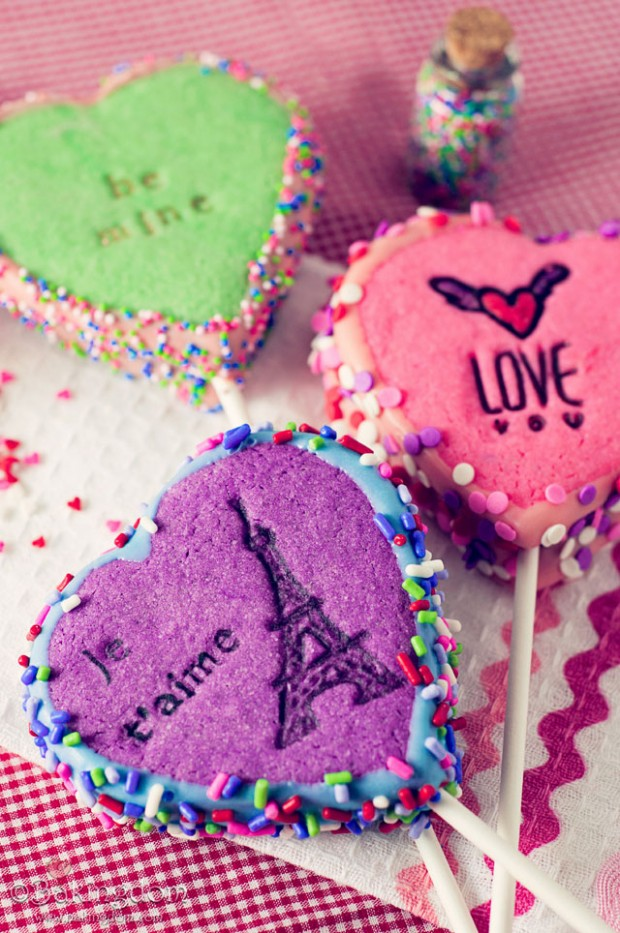 20 Hart- Shaped Food Recipes for Sweet Valentine (2)